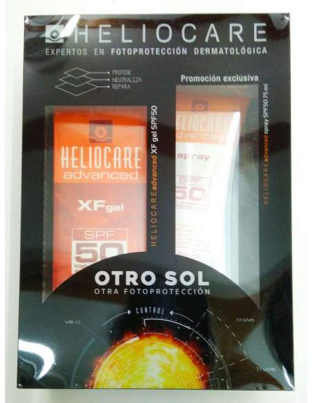 HELIOCARE XF 50 FUSION GEL 50 ML