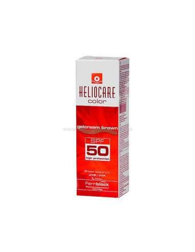 HELIOCARE 50 COLOR GEL CREMA BROWN 50 ML