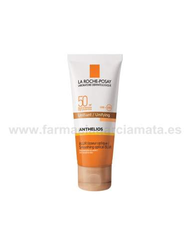 ANTHELIOS SPF 50 UNIFIANT CREMA MOUSSE COLOR TONO 2 40 ML LA