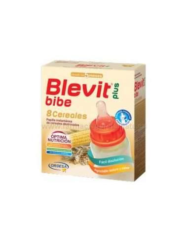 BLEVIT PLUS 8 CEREALES PARA BIBERON 600 G