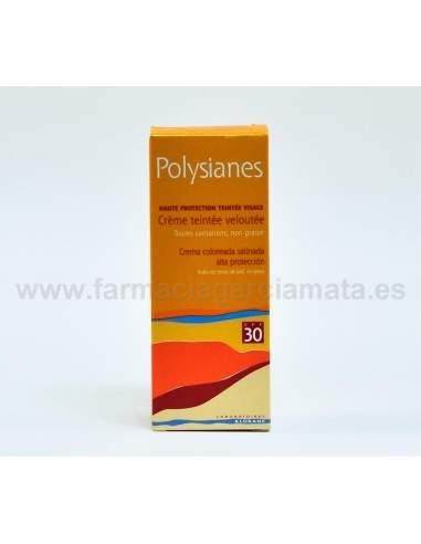 KLORANE POLYSIANES CREMA COLOREADA SPF 30 50 ML