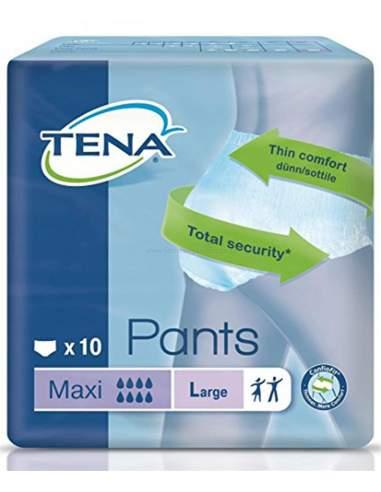 TENA PANTS MAXI GRANDE 10 U
