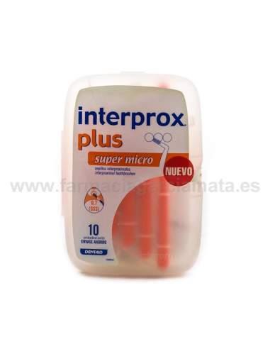 CEPILLO INTERPROX PLUS SUPERMICRO 10 U