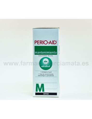 PERIO AID MANTENIMIENTO 500 ML