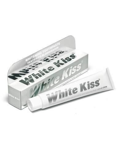 WHITE KISS DENTIFRICO BLANQUEADOR 50 ML
