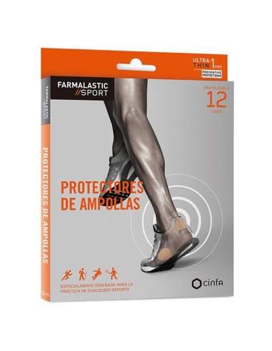 FARMALASTIC SPORT PROTECTOR DE AMPOLLAS REUTILIZABLE
