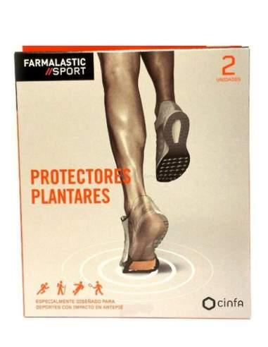 FARMALASTIC SPORT ALMOHADILLA PLANTAR 2 U T- L (25 CM)