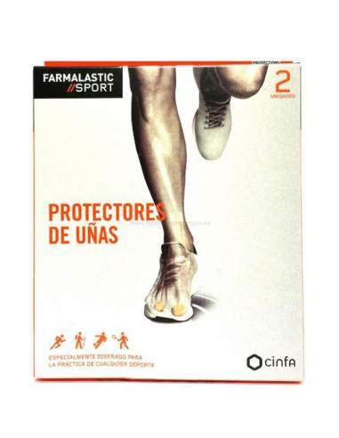 FARMALASTIC SPORT PROTECTOR DE UÑAS T- XL