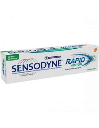 SENSODYNE RAPID PASTA DENTAL FRESH MINT 75 ML