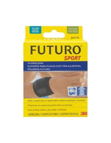 FUTURO MUÑEQUERA SPORT VELCRO T- UNICA