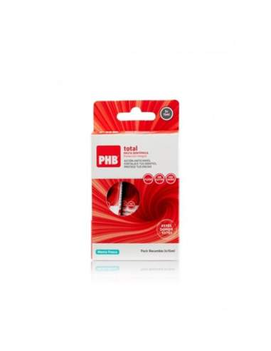 PHB PASTA VIAJE RECAMBIO 3 X15 ML