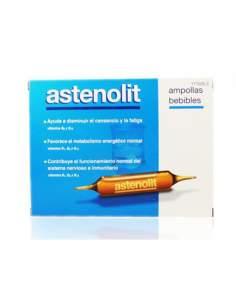 ASTENOLIT 12 AMPOLLAS BEBIBLES 10 CC