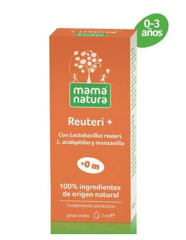 REUTERI GOTAS MAMMA NATURA