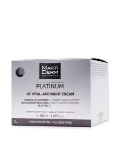 MARTIDERM GF VITAL-AGE NIGHT CREMA 50 ML