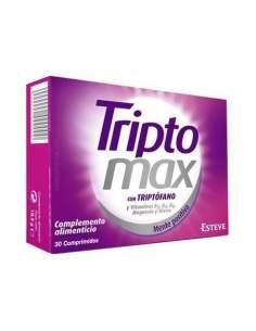 TRIPTOMAX TRIPTOFANO 30 COMPRIMIDOS