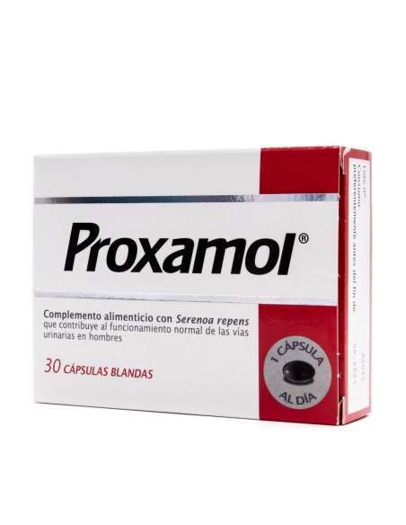 PROXAMOL 30 CAPSULAS BLANDAS