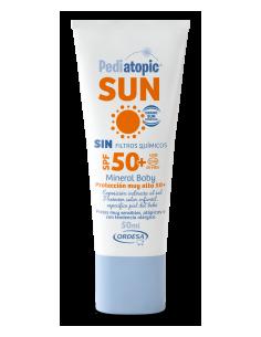 PEDIATOPIC SUN SPF 50+ MINERAL BABY 50 ML