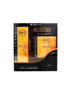 HELIOCARE 360º PACK COLOR BRONZE INTENSE (GEL OIL-FREE SPF50+