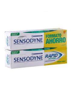 SENSODYNE RAPID FRESH MINT DUPLO (2 X 75ML)