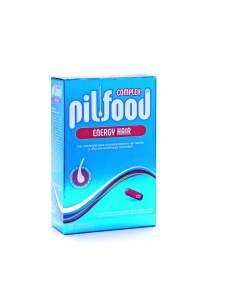 PILFOOD COMPLEX ENERGY HAIR 120 COMPRIMIDOS