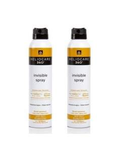 HELIOCARE 360º PACK DUPLO SPRAY INVISIBLE 2 X 200ML