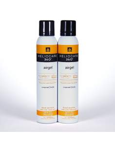 HELIOCARE PACK DUPLO 360º AIRGEL 2X200ML