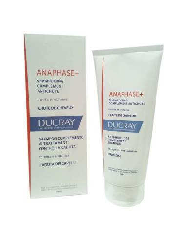 DUCRAY ANAPHASE CHAMPU DUCRAY 200 ML.