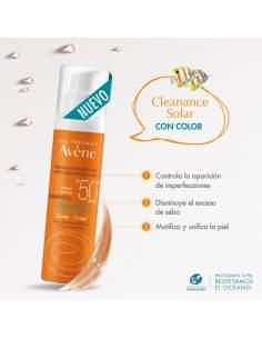AVENE CLEANANCE SOLAR SPF 50+ MUY ALTA PROTECCIO COLOR 50 ML