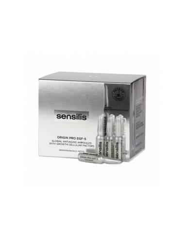 SENSILIS ORIGIN PRO EGF-5 30 AMPOLLAS