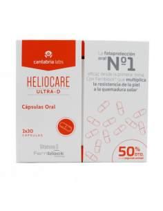 HELIOCARE DUPLO ULTRA D 2X30 CAPSULAS