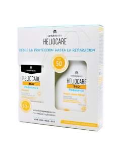 HELIOCARE PEDIATRICS 360 º MINERAL SPF+50 50 ML + ATOPIC LOCION