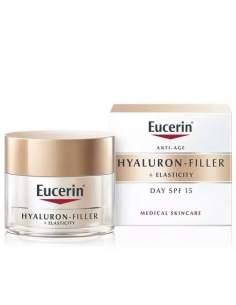 EUCERIN HYALURON-FILLER + ELASTICITY CREMA DE DIA 50 ML
