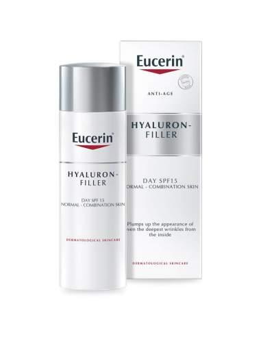 EUCERIN HYALURON FILLER P/ NORMAL-MIXTA 50 ML