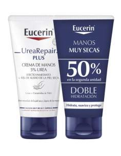 EUCERIN UREAREPAIR PLUS DUPLO CREMA MANOS 2 X 75 ML