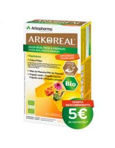 ARKOREAL JALEA REAL INMUNIDAD BIO 20 AMPOLLAS 15 ML