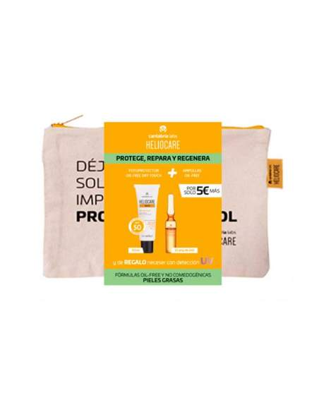 HELIOCARE 360 SPF 50+ GEL OIL-FREE 50 ML + ENDOCARE OIL-FREE 5