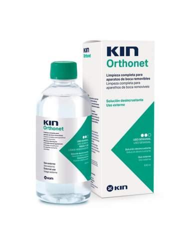 KIN ORTHONET DESINCRUSTANTE SEMANAL LIMPIEZA PRO 400 ML