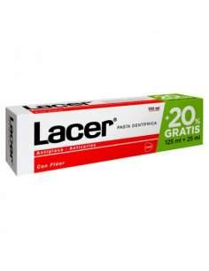 LACER PASTA DENTIFRICA 125+ 20% GRATIS (-150 ML)