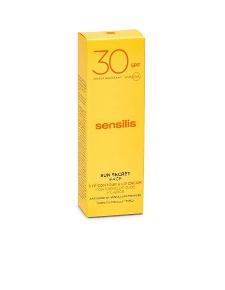 SENSILIS SUN SECRET CONTORNO DE OJOS SPF 30 15 ML