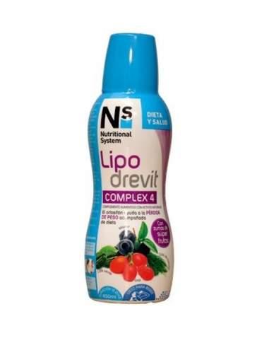 NS LIPODREVIT COMPLEX-4 450 ML